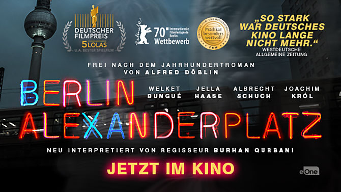 Berlin Alexanderplatz Film 2020