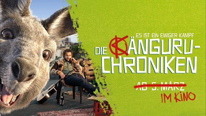 Die Känguru-Chroniken Film 2020